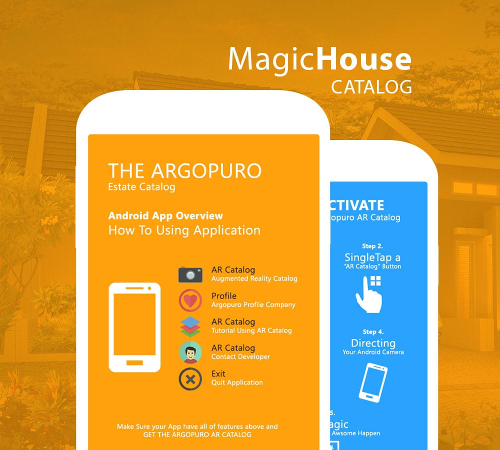 Magic House Catalog